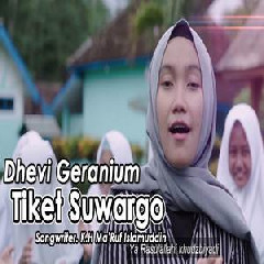 Download Lagu Dhevi Geranium - Tiket Suwargo .mp3